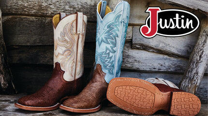 Justin Boots Offer