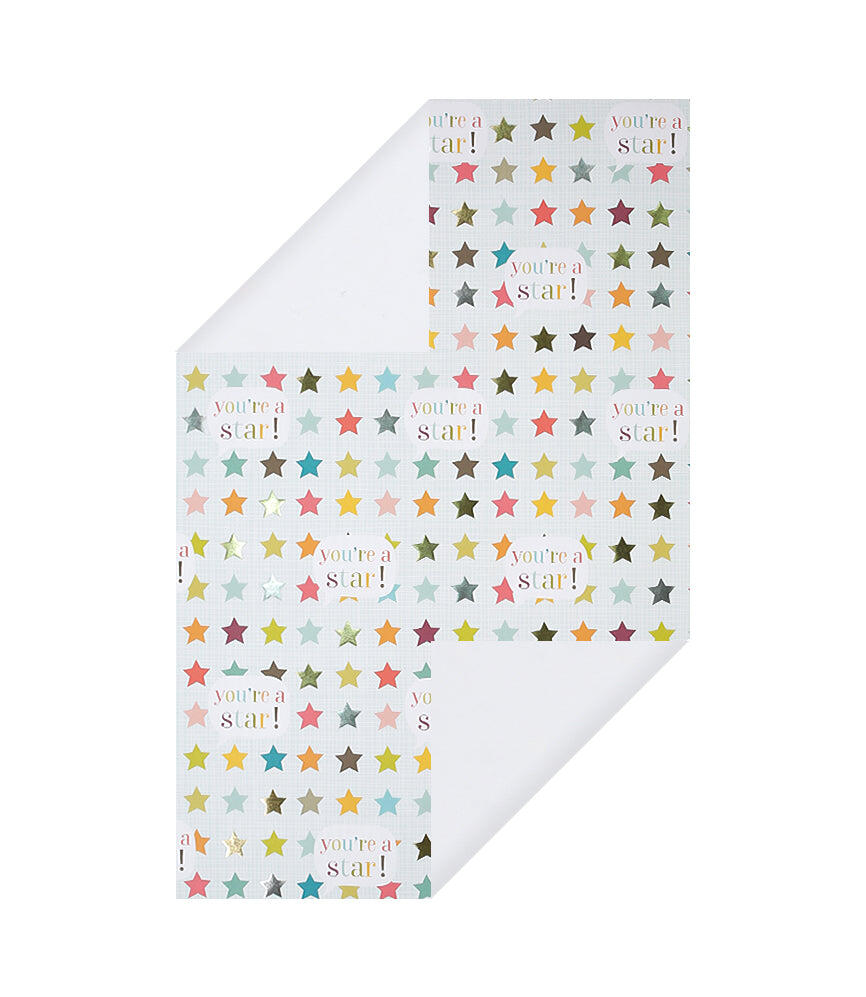 You're A Star! Wrapping Paper