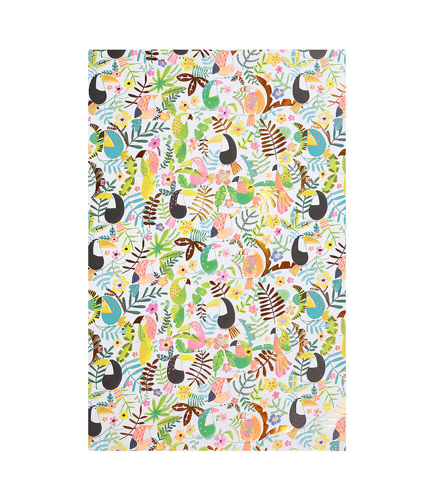 Tropical Rain Forest Wrapping Paper
