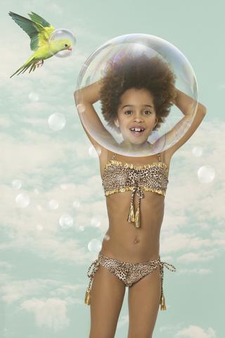 Nessi Byrd Crown Bikini
