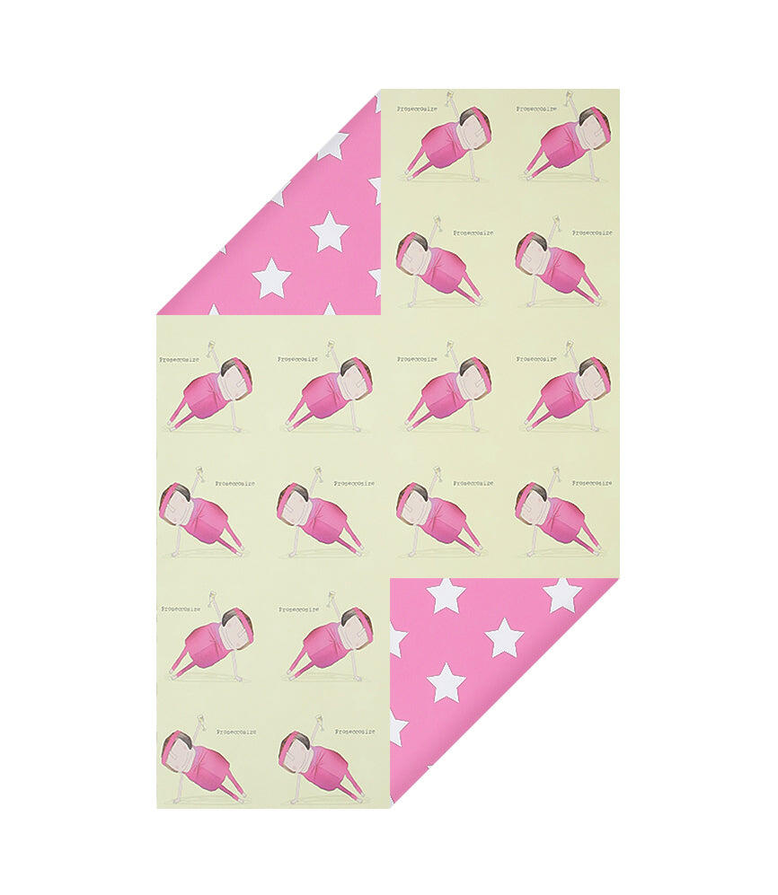 Rosie Proseccosize Wrapping Paper