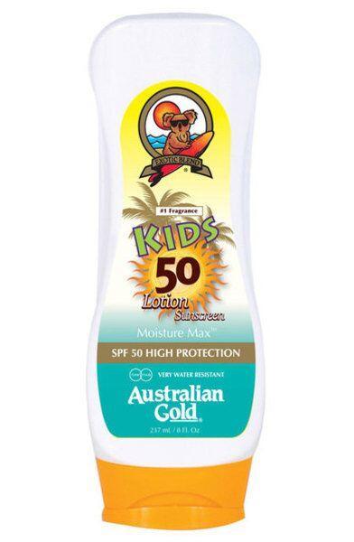 Australian Gold Kids SPF 50 Lotion