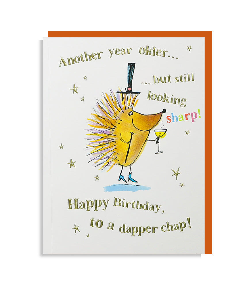 Another Year Older Birthday Card