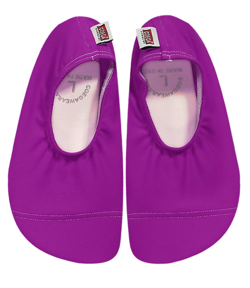 Coega Light Purple Pool and Beach Shoes