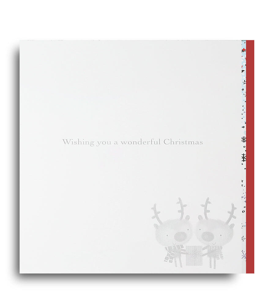 Special Friend Christmas Card