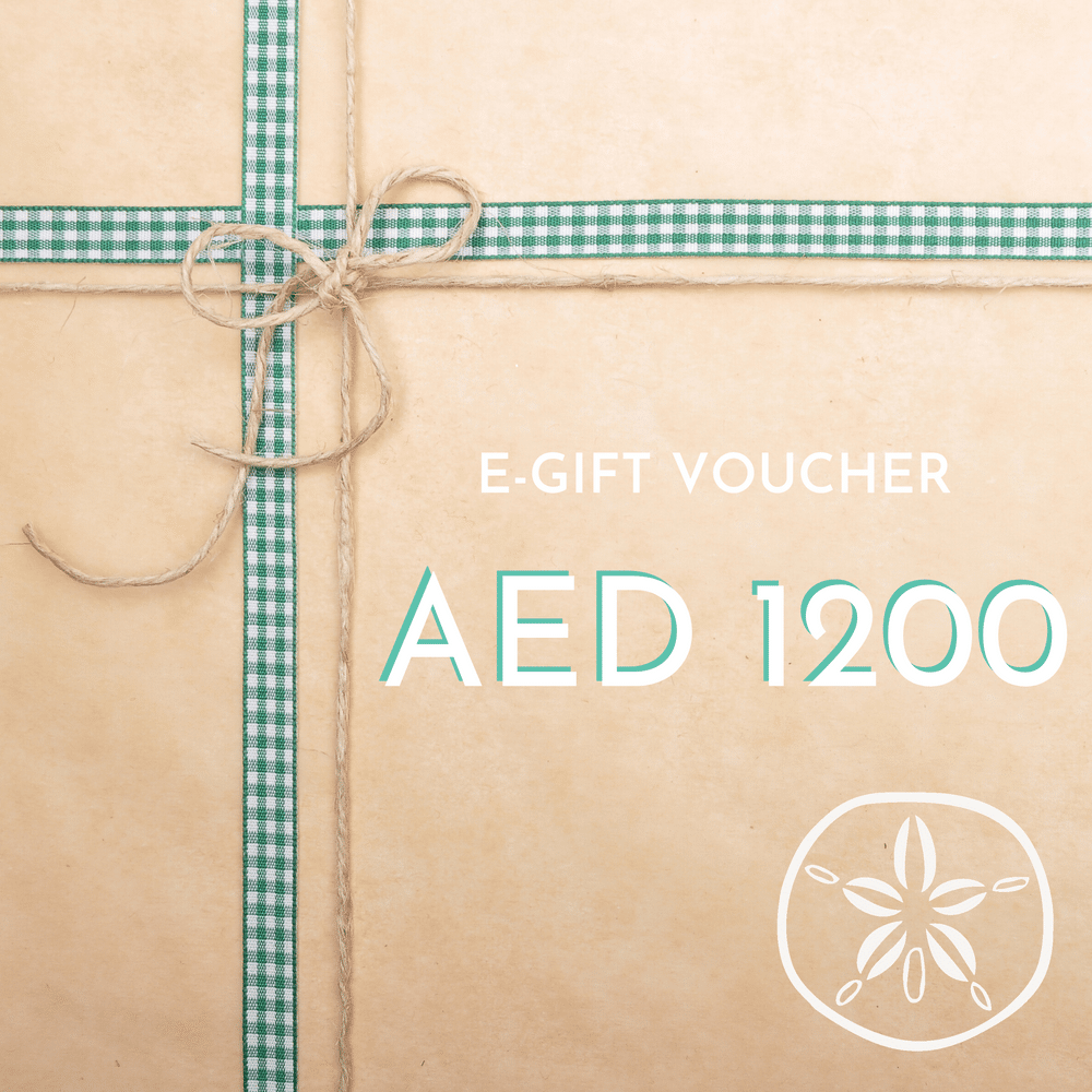 AED 1200 E-Gift Card