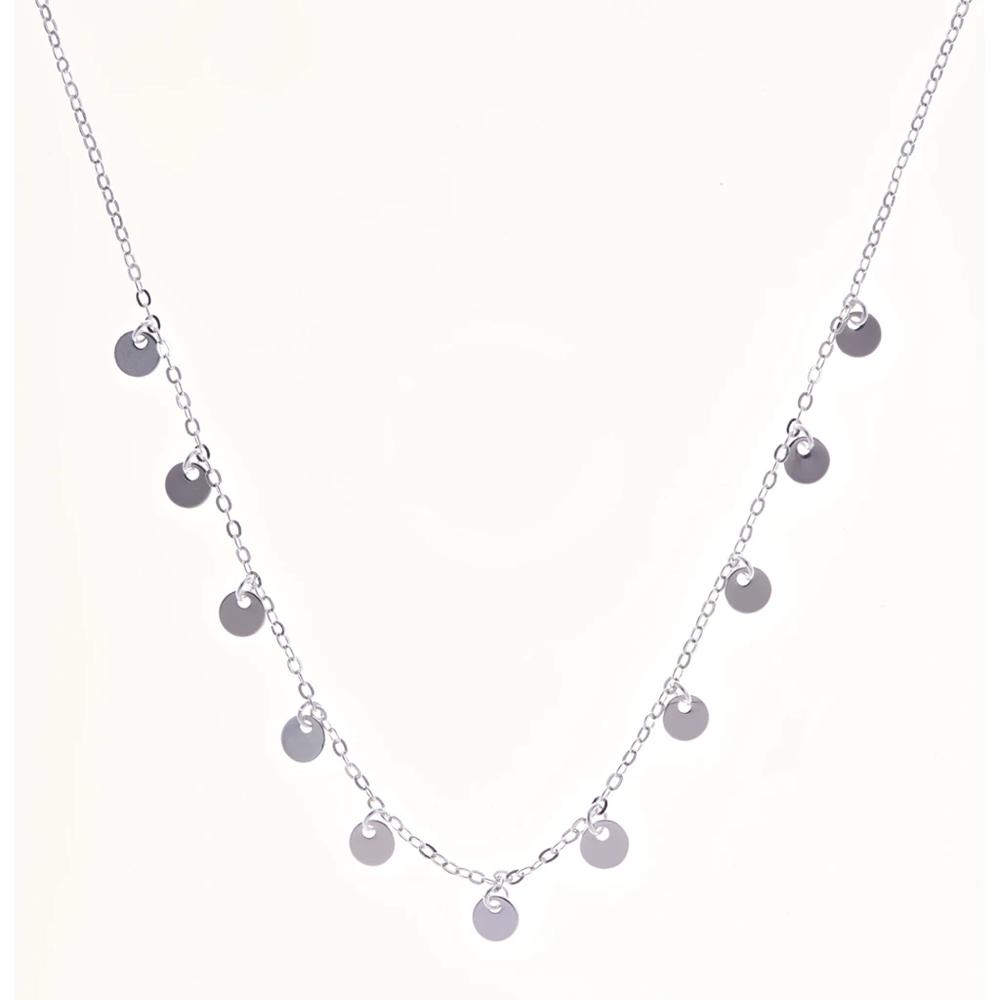 Bella Necklace Silver