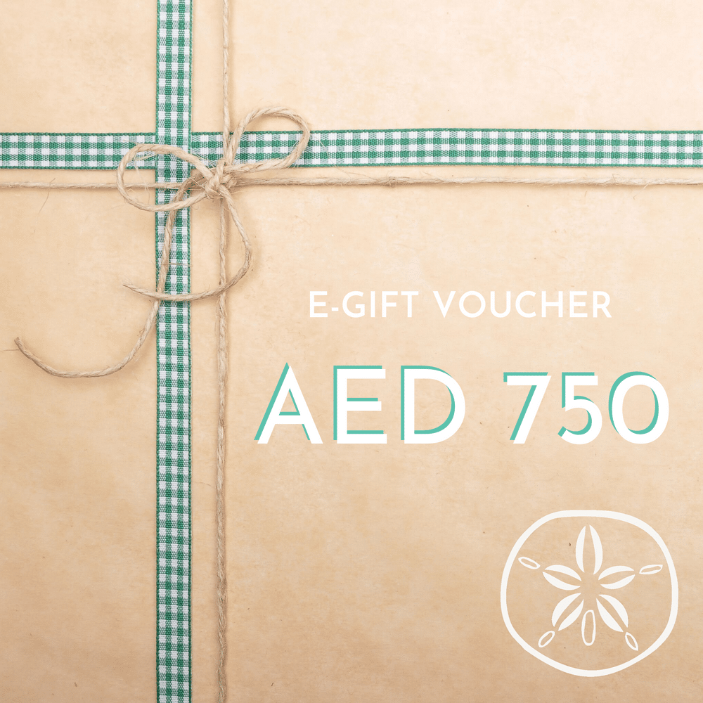 AED 750 E-Gift Card Dhs. 750.00 AED