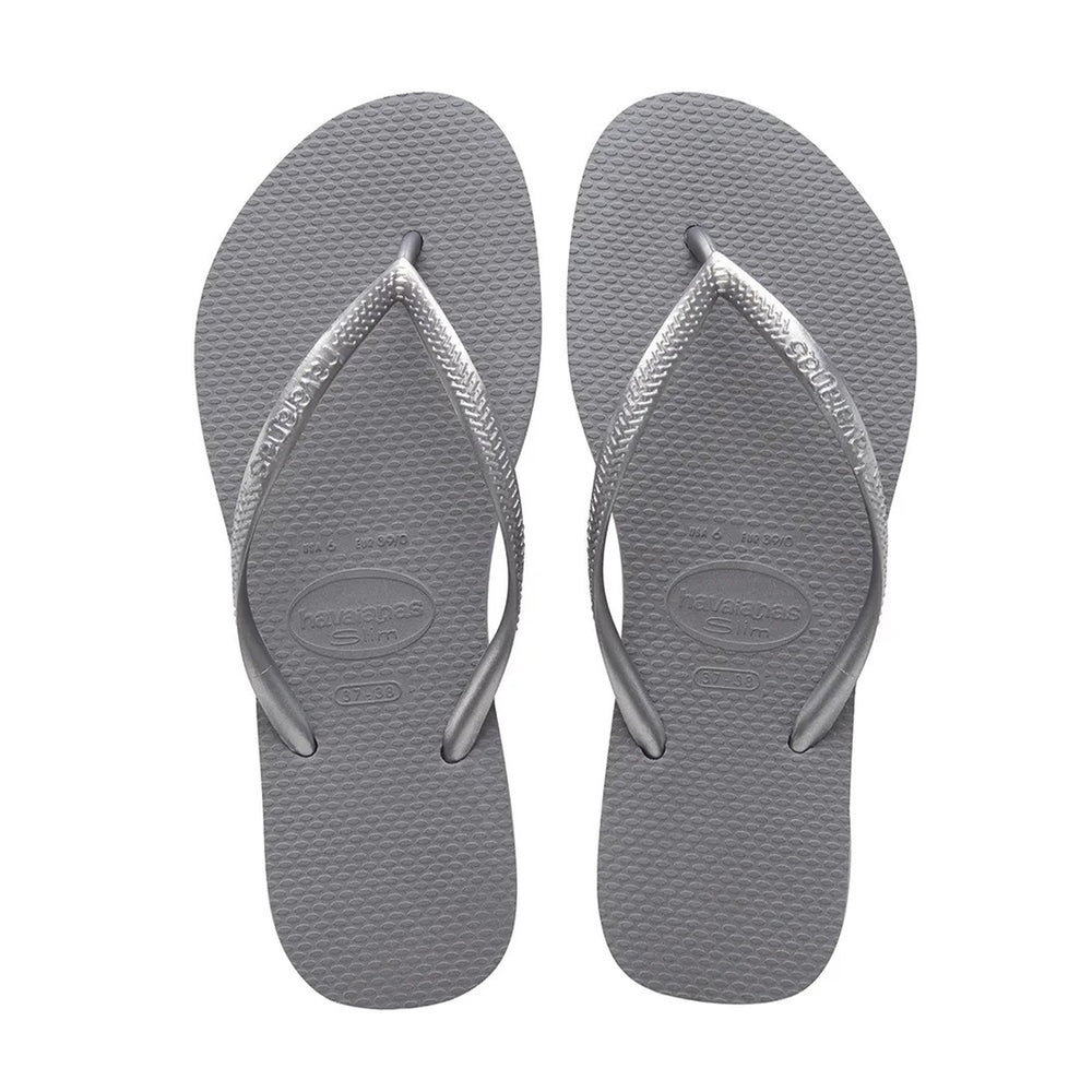 Havaianas Kids Slim Steel Grey