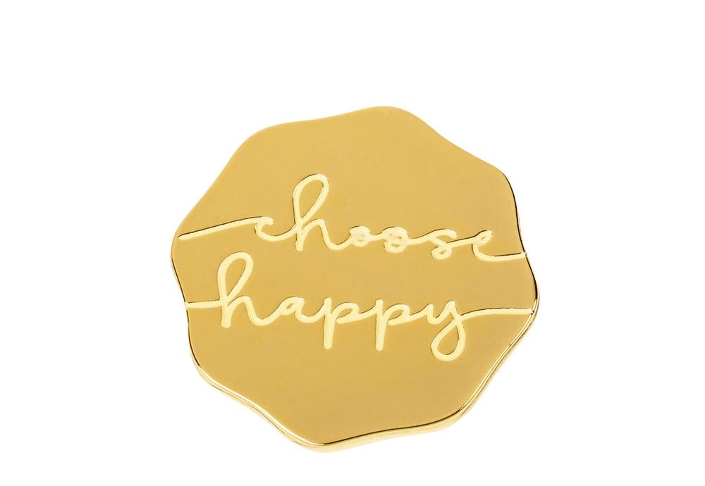 Locket Note Choose Happy