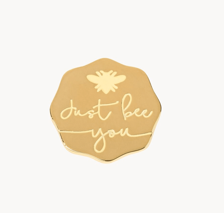 Locket Note Just Bee You