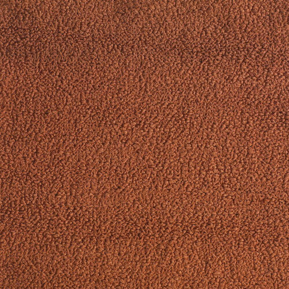 Classic Square Neck Swimsuit Metallic Rust