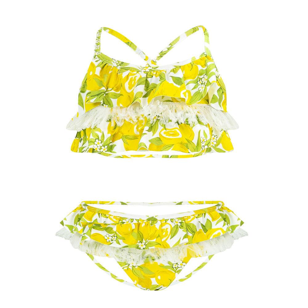 Atti Bikini Yellow