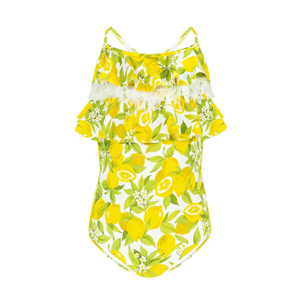 Mia Swimsuit Yellow