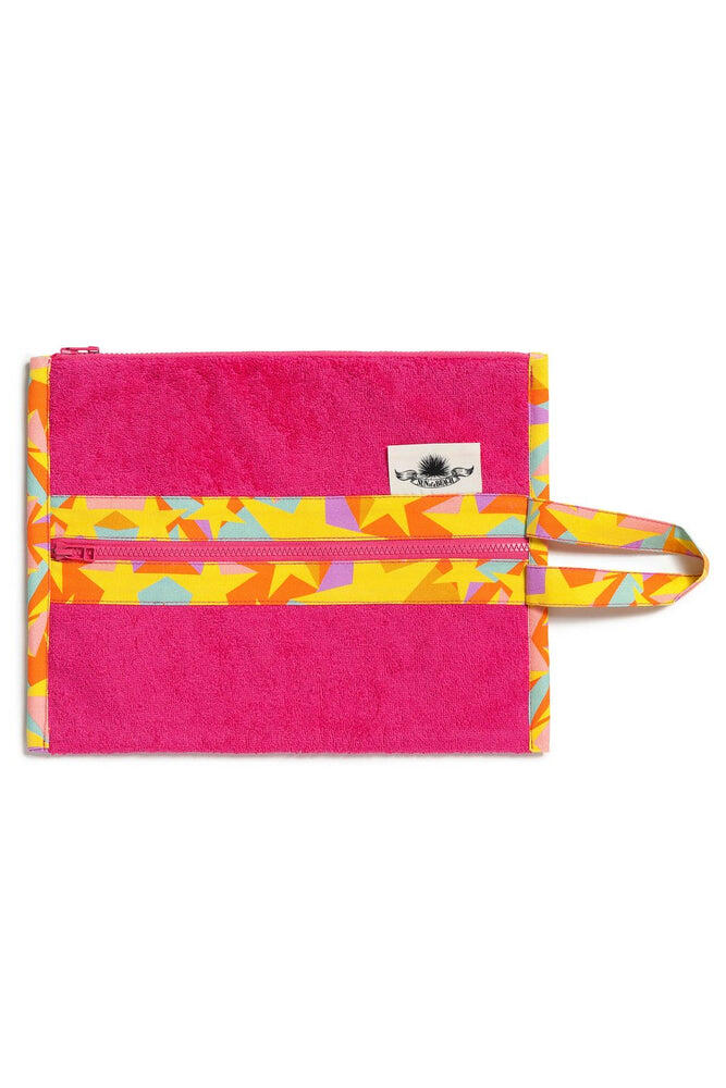 Shooting Stars Double Waterproof Pouch