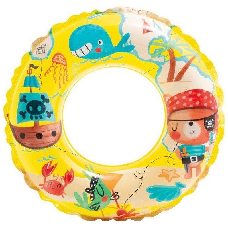 Transparent Ring Pirates