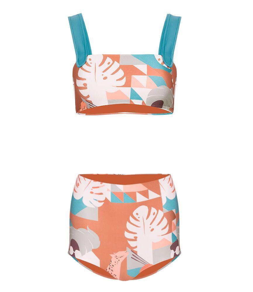 Adriana Degreas Tropiques Hot Pants Bikini