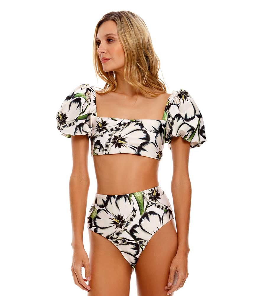 Alicia Giard Bikini Bottom