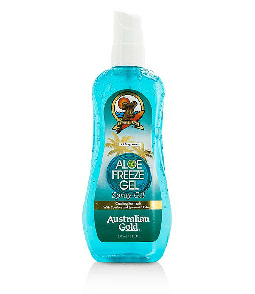 Australian Gold Aloe Freeze Gel Spray