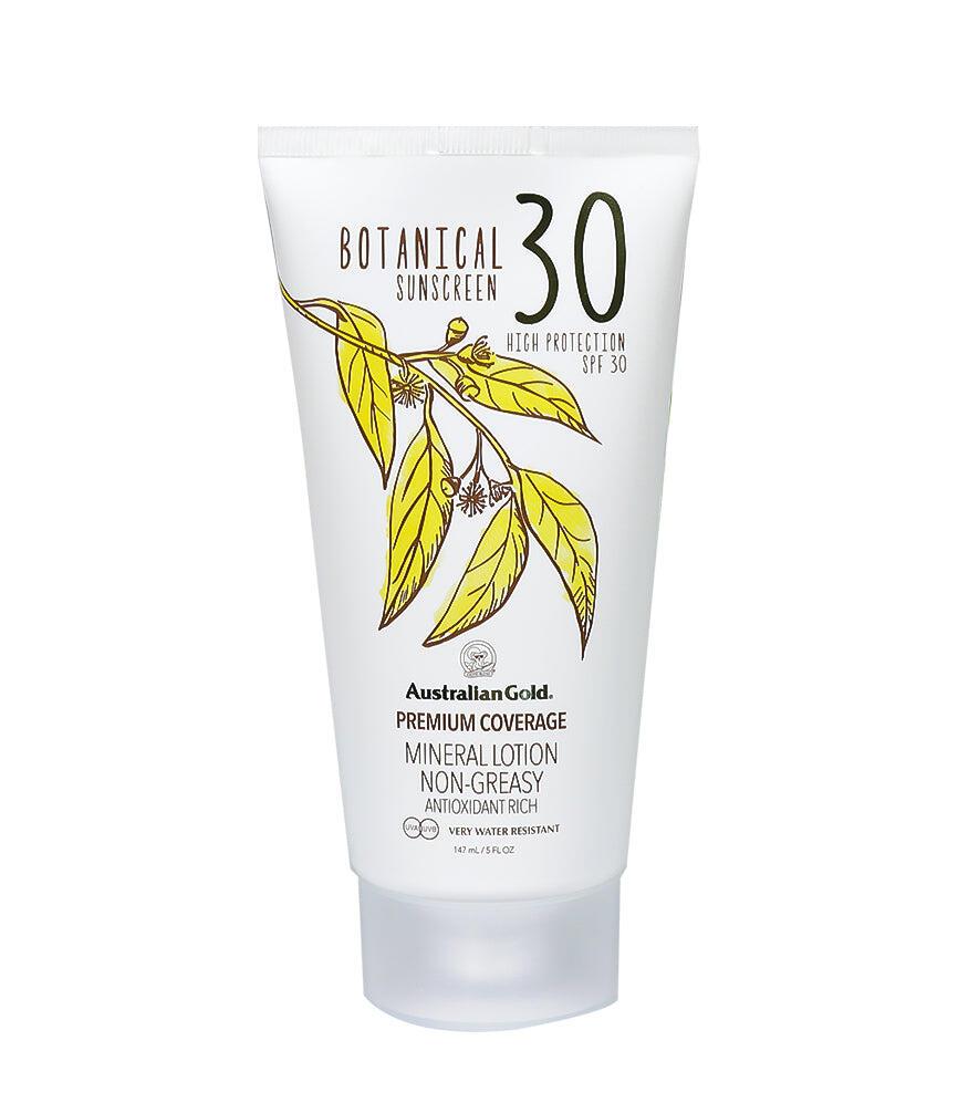 Australian Gold Botanical SPF 30 Mineral Lotion Sunscreen
