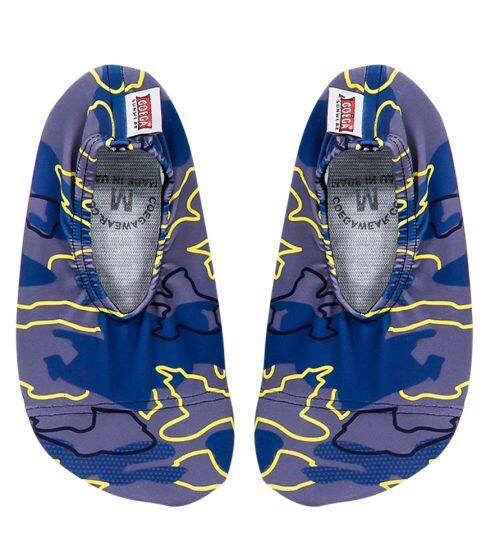 Coega Grey Camo Pool and Beach Shoes