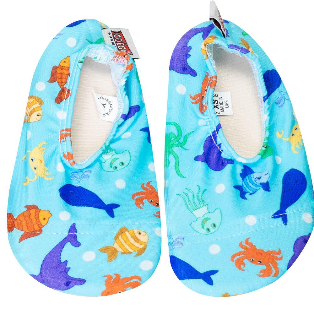 Coega Boys Sea Life Pool and Beach Shoes