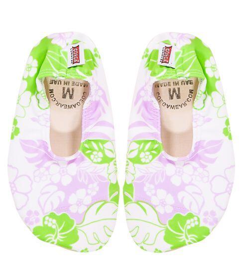 Coega Pastel Floral Pool and Beach Shoes
