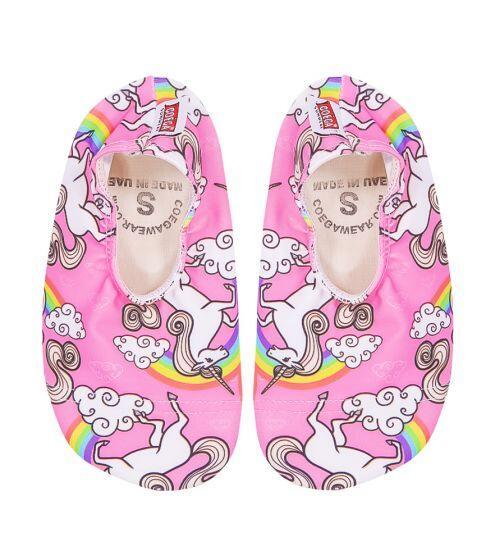 Coega Pink Unicorns Pool and Beach Shoes