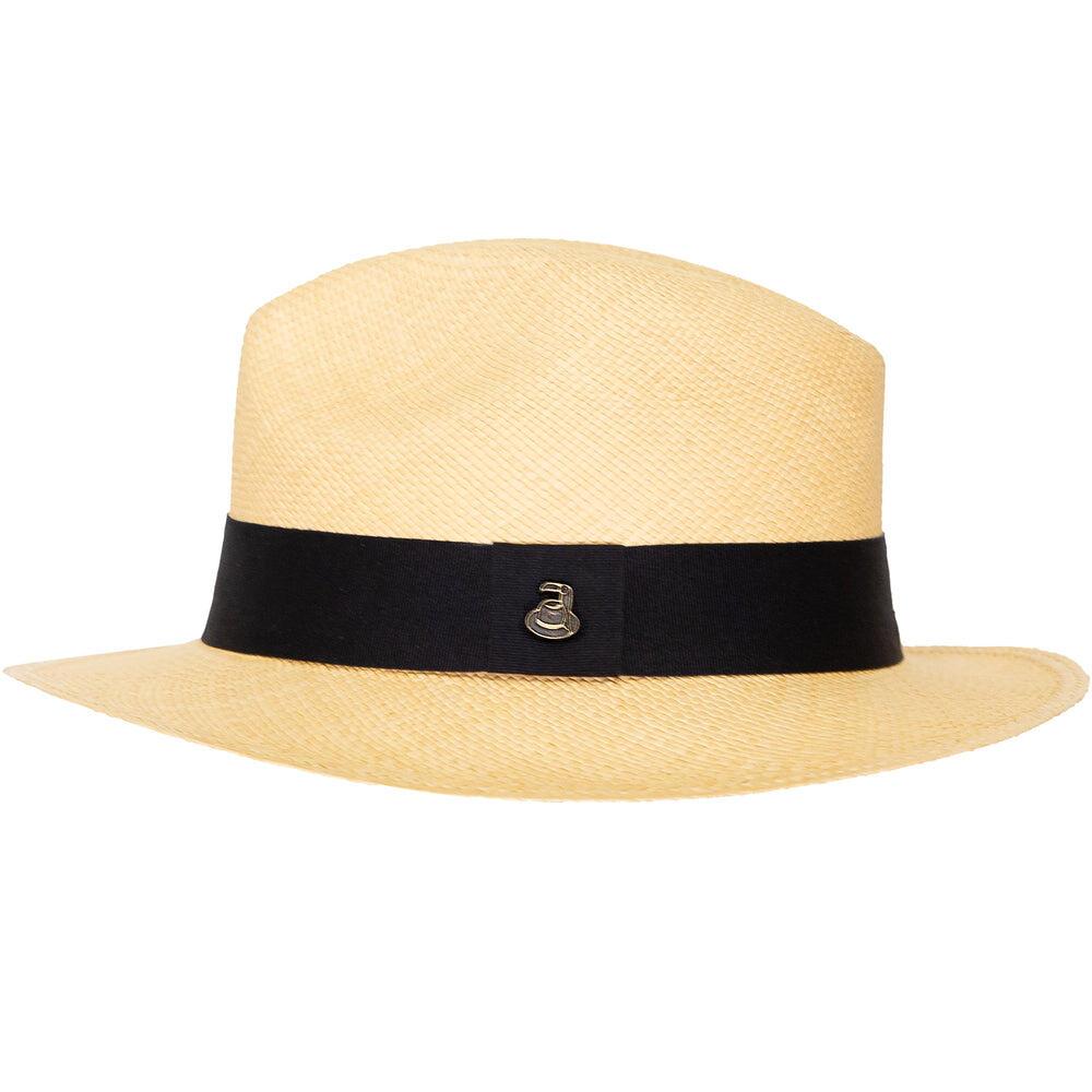Authentic Panama Hat in Beige