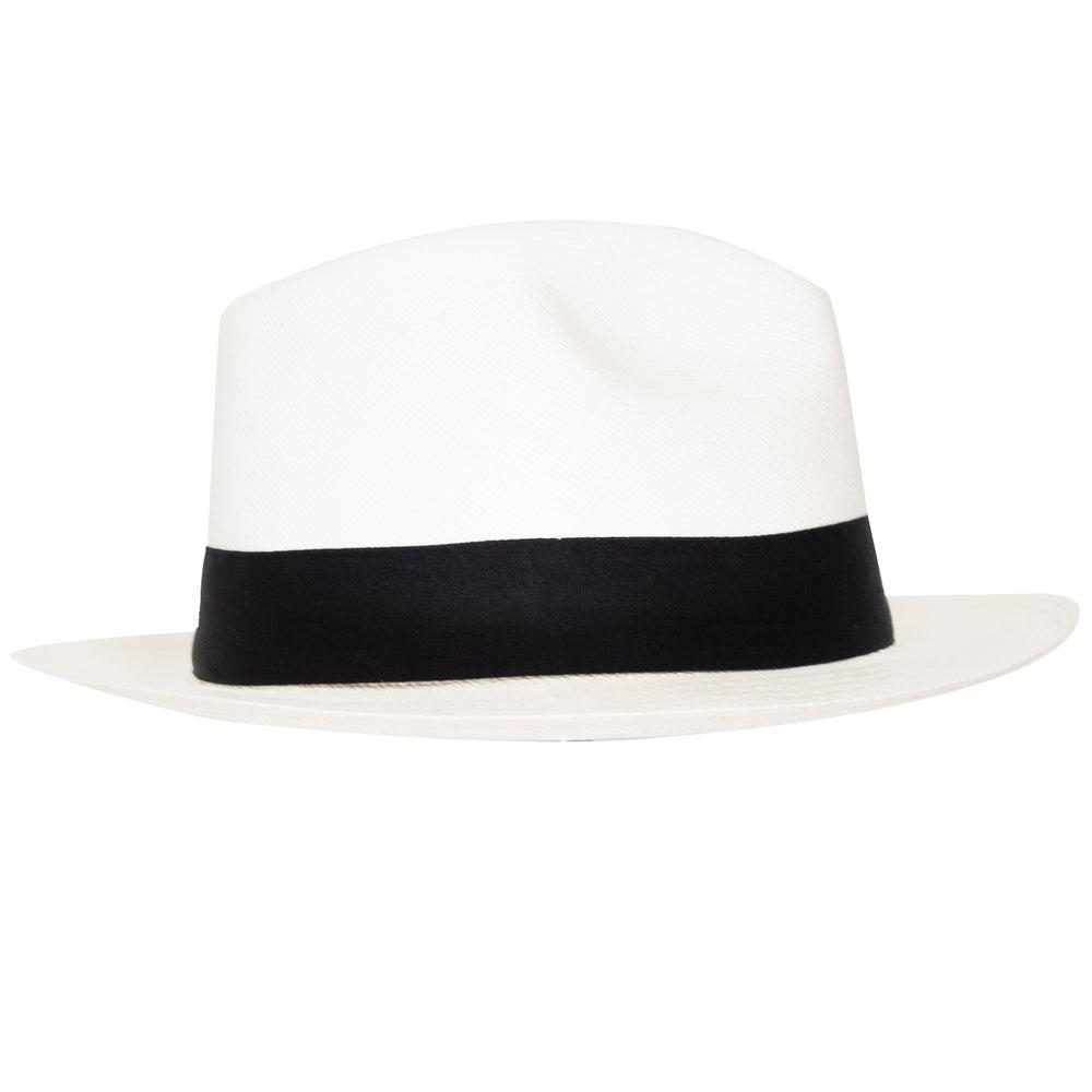 Ecua Andino Panama Hat in White
