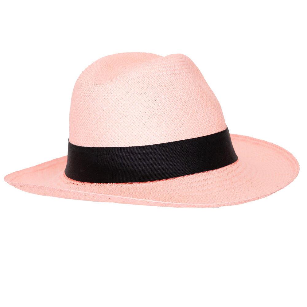 Ladies Panama Hat by Ecua Andino