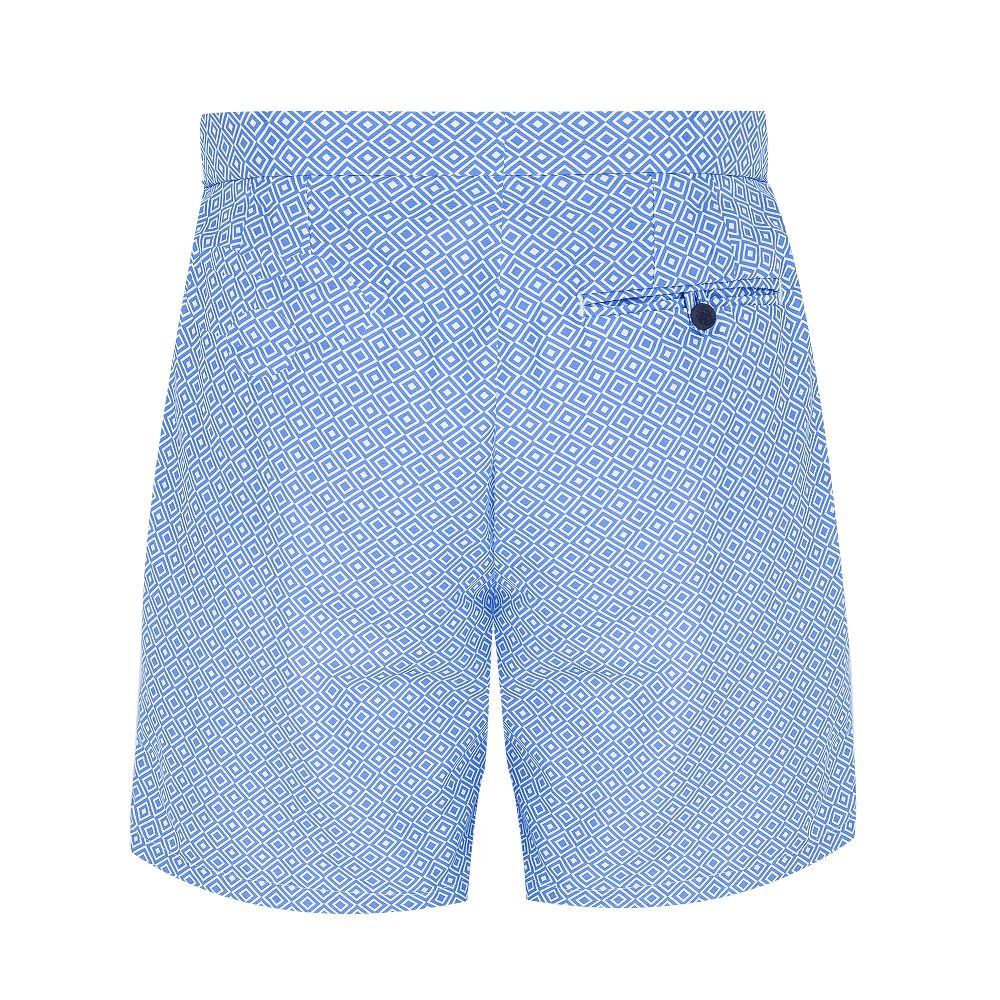Trunks Tailored Long Angra Blue
