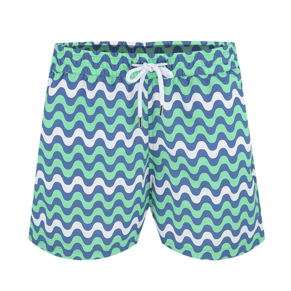 mens designer board shorts | frescobol carioca