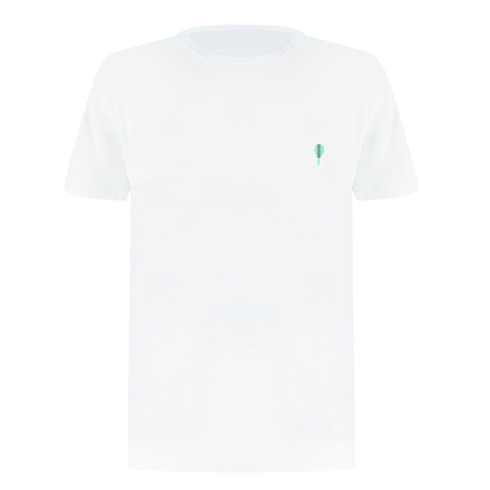 mens Premium White T Shirt