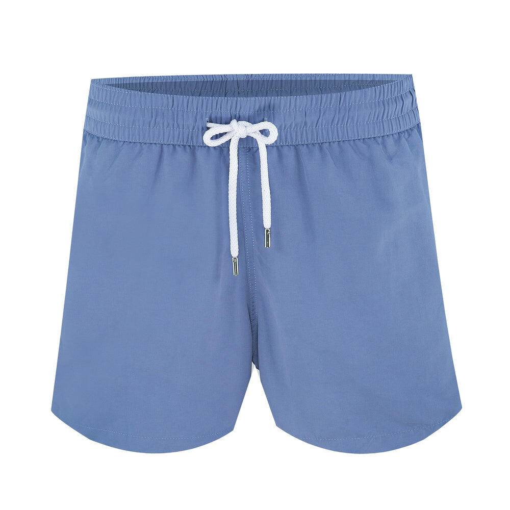 mens blue swim trunks