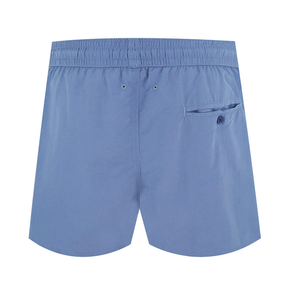blue swim trunks for men
