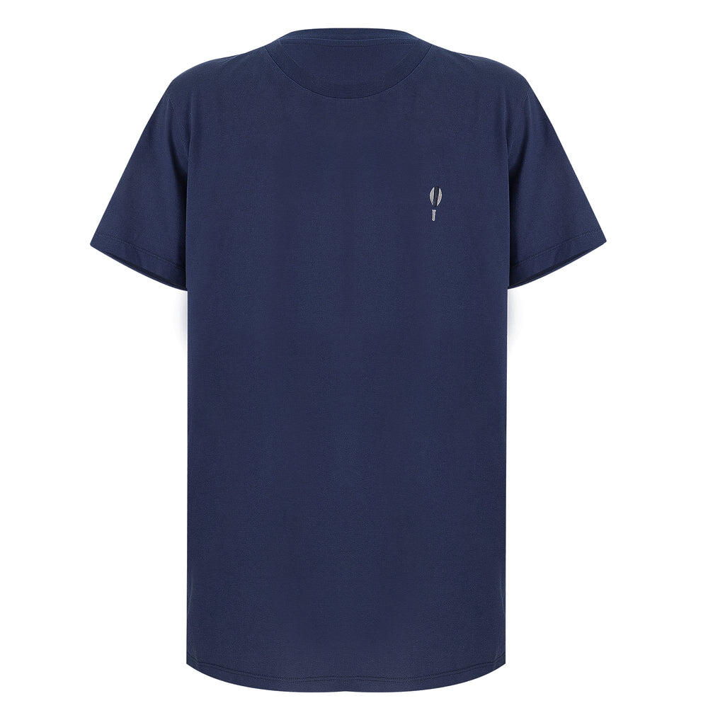 Blue Designer T Shirt
