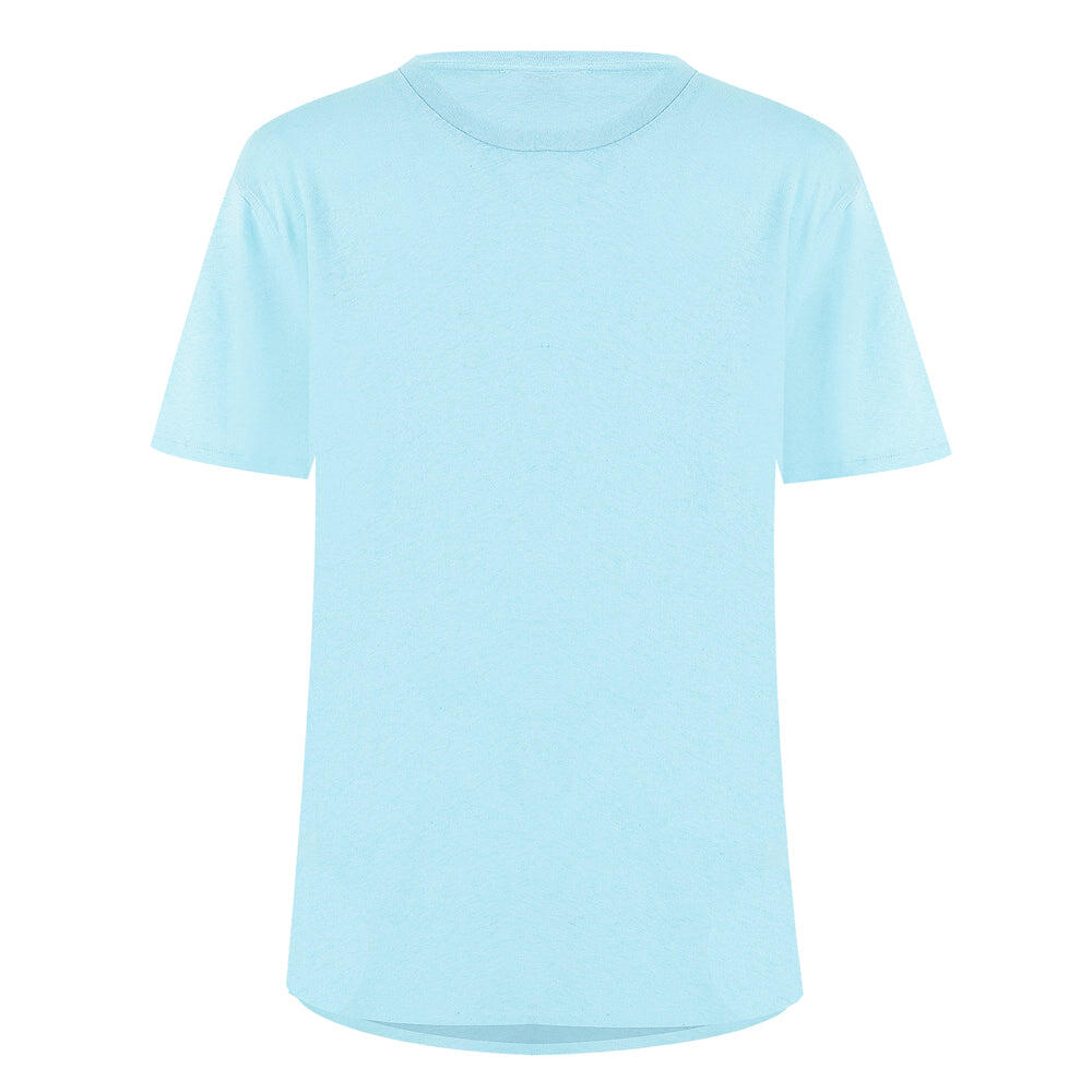 Baby Blue T Shirt for Men