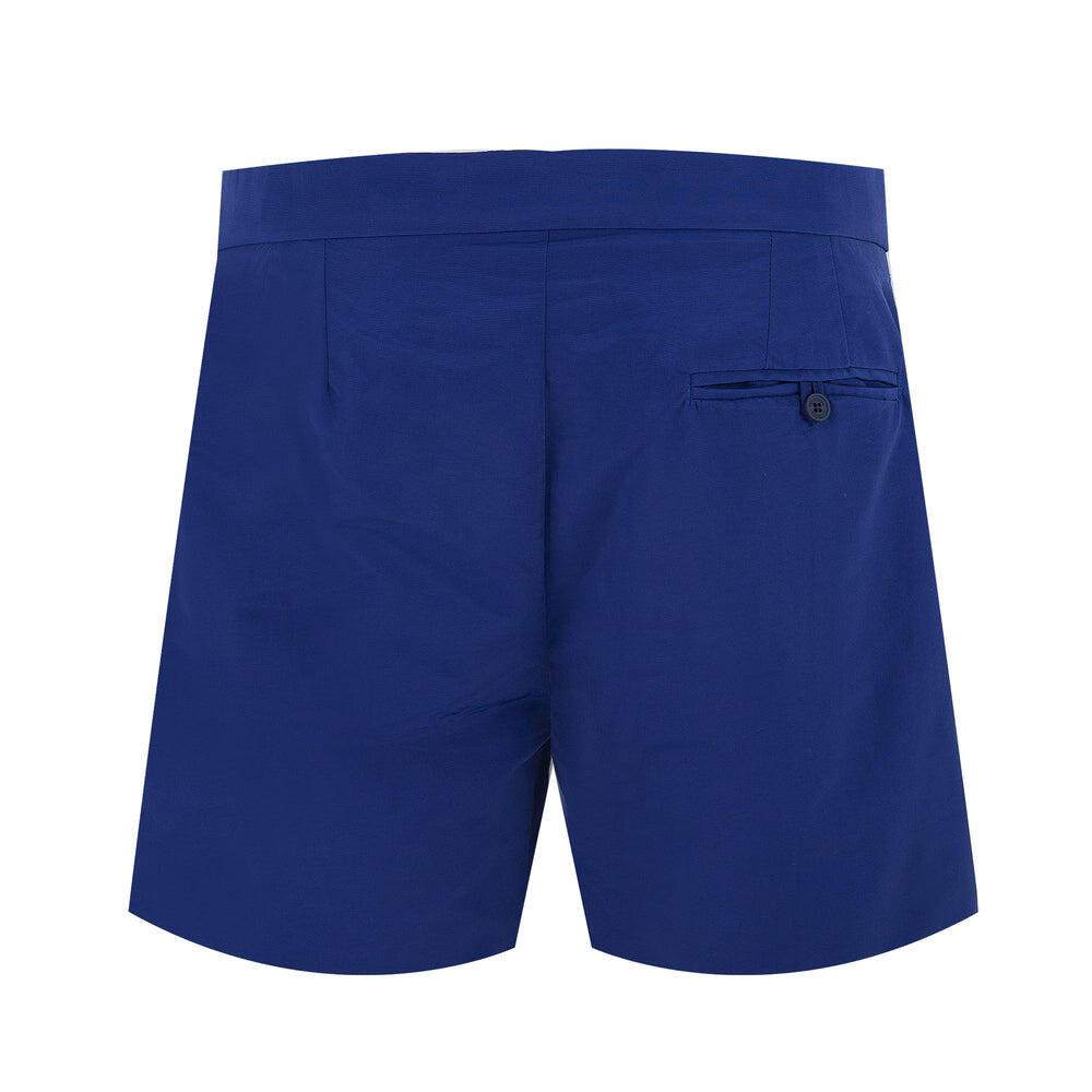 mens tailored fit swim shorts