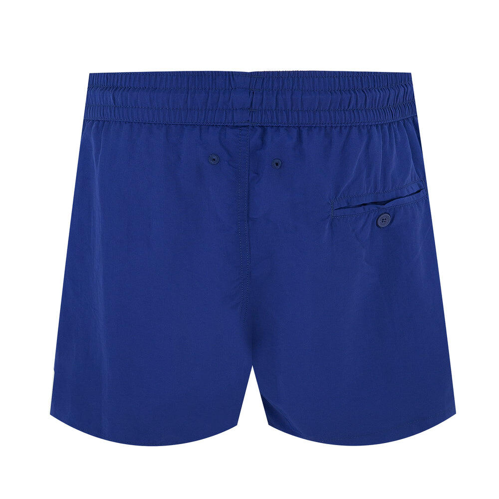blue board shorts for men
