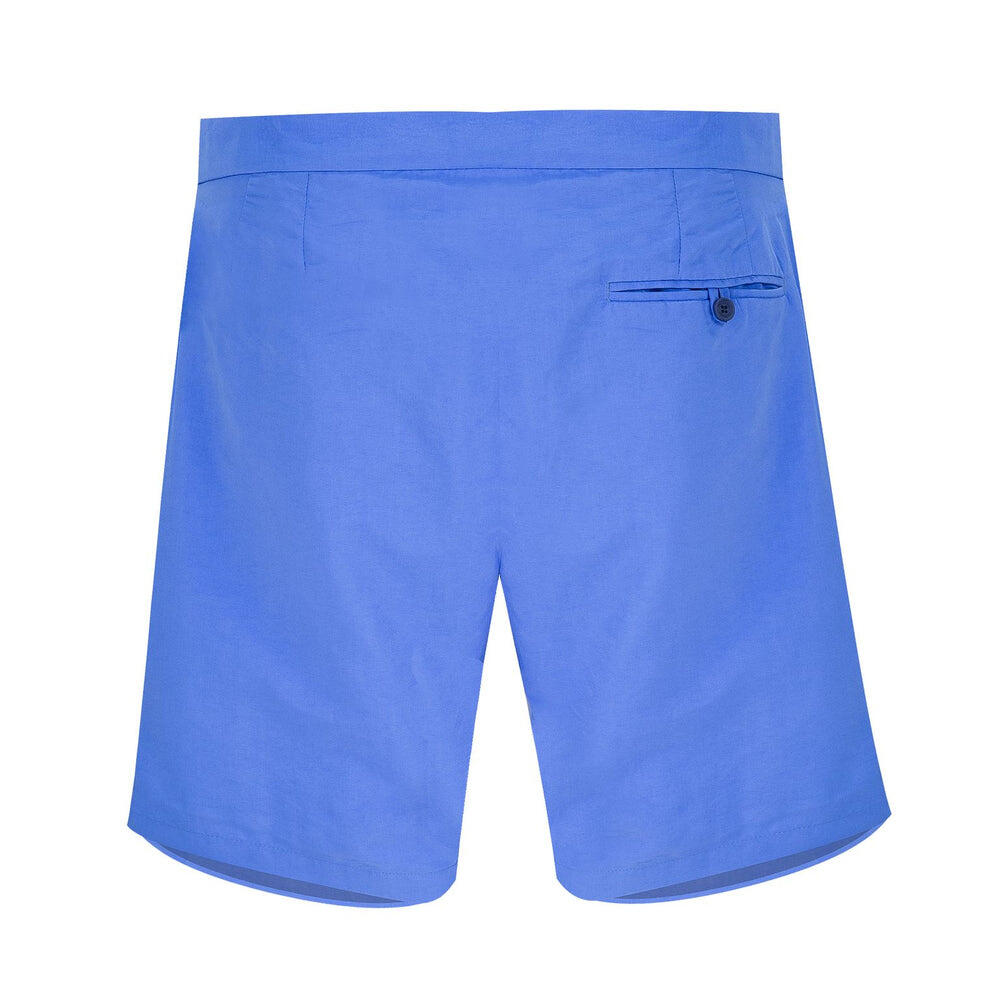 Trunks Tailored Long Block Blue