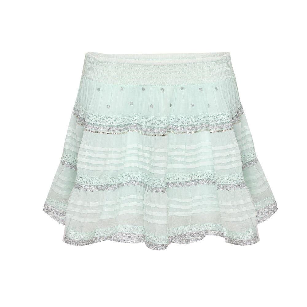 Skirt Diva Mini Mint/Silver