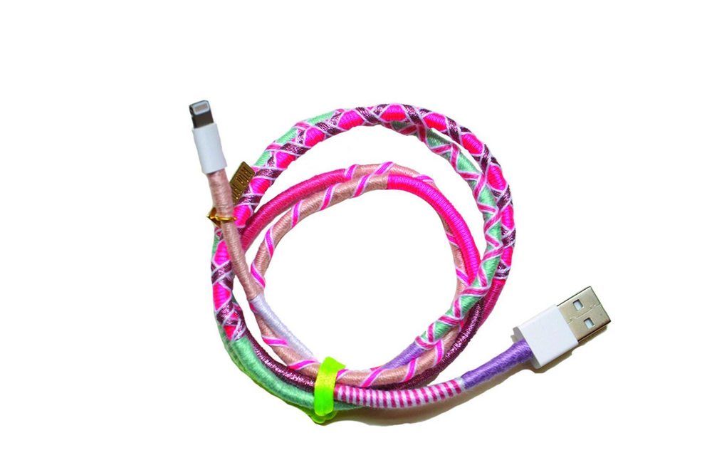 Ombre Pink Charger