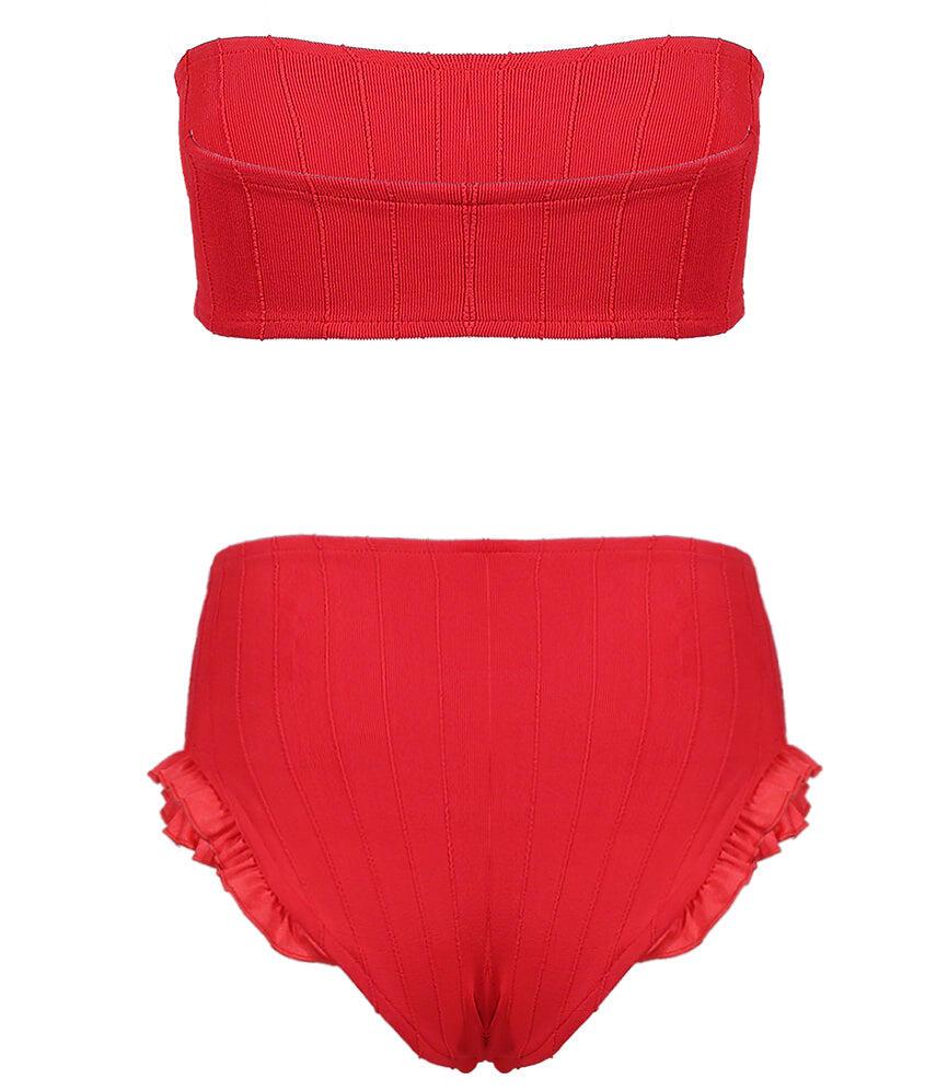 Osiris Bikini Red