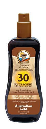 Australian Gold Spray Gel Instant Bronze SPF30