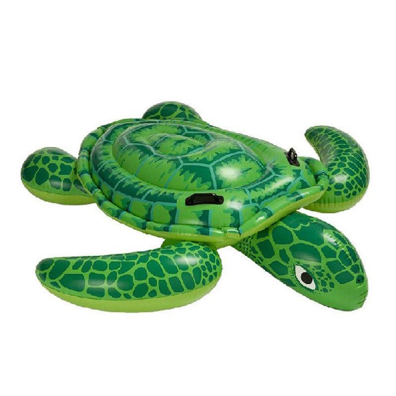 Little Sea Turtle Ride Pool Float