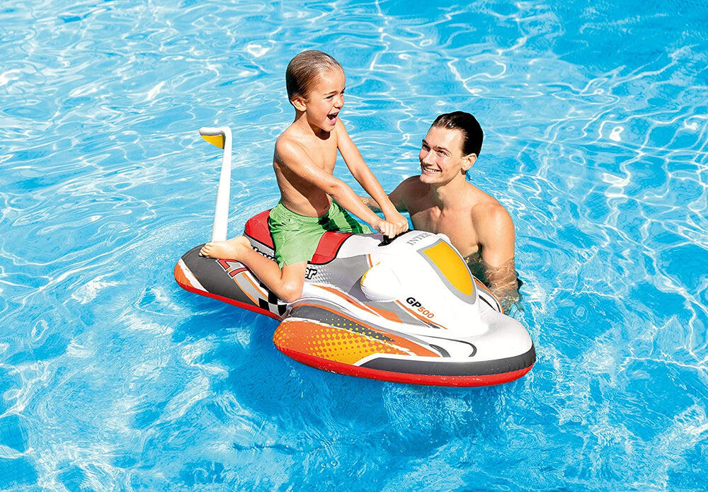 Wave Rider Pool Float