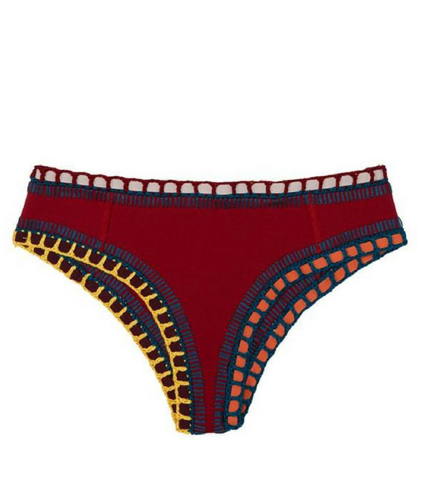 Kiini Soley Boyshort Bikini Bottom