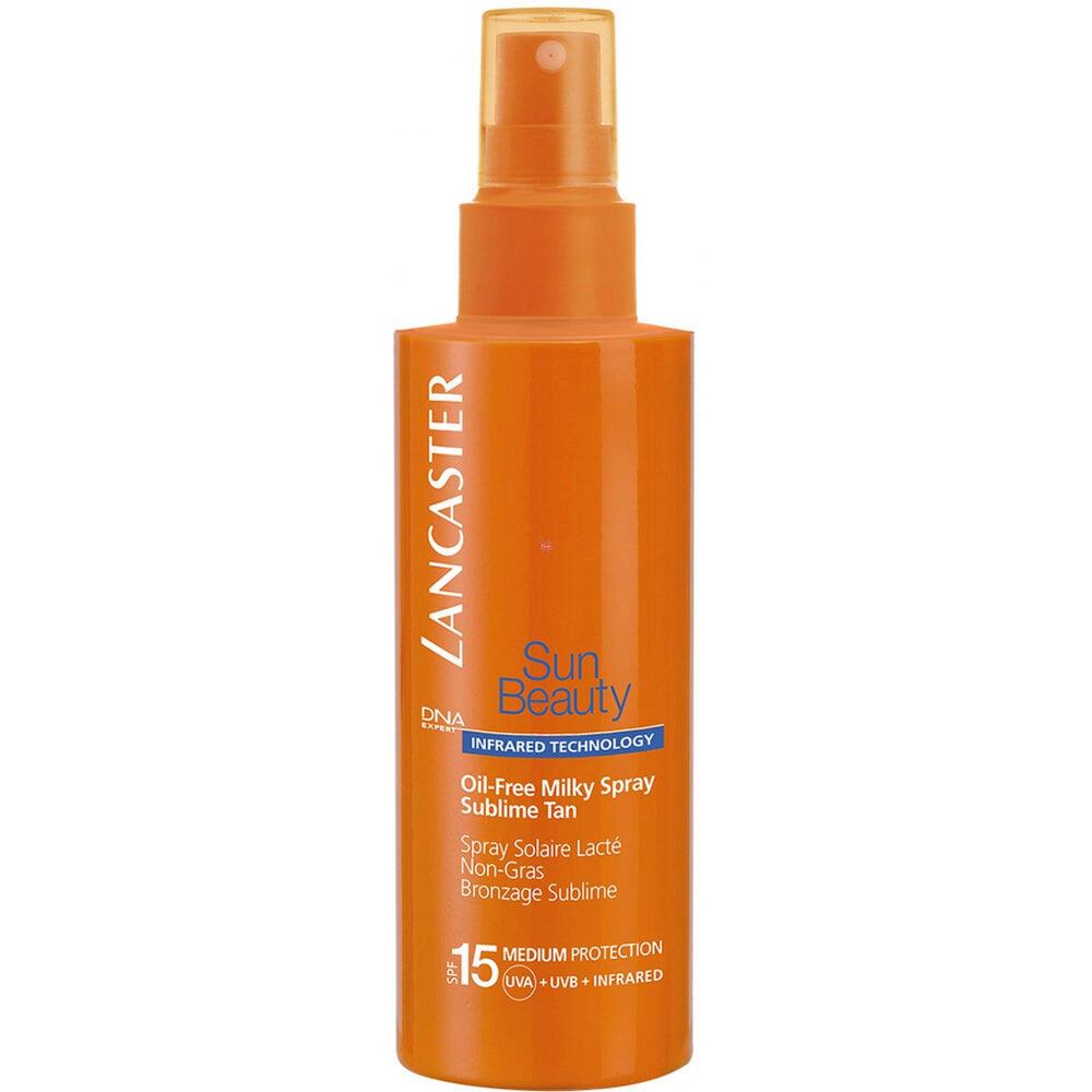 Lancaster Sun Beauty Oil-Free Milky Spray Sublime Tan Spf 15 150ml