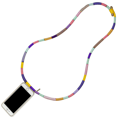 Paula Case Strap- iPhone X Max